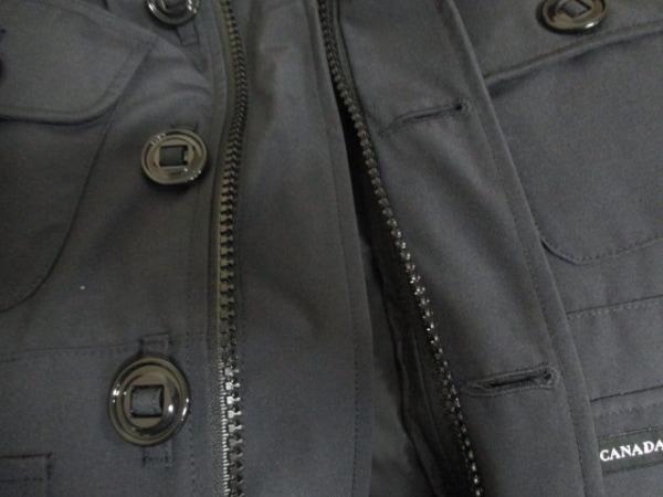 カナダグース ダウンジャケット S/P メンズ ラッセル 2301JM 黒 6
