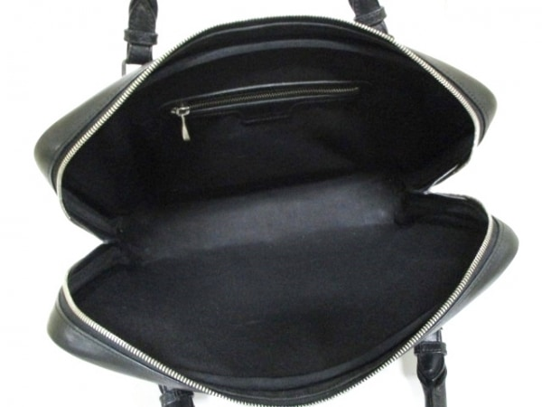 シャンボールセリエ ビジネスバッグ 黒 レザー CHAMBORD SELLIER 5