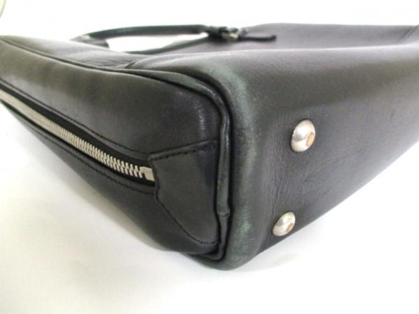 シャンボールセリエ ビジネスバッグ 黒 レザー CHAMBORD SELLIER 8