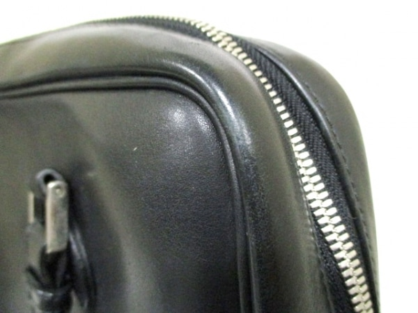 シャンボールセリエ ビジネスバッグ 黒 レザー CHAMBORD SELLIER 9