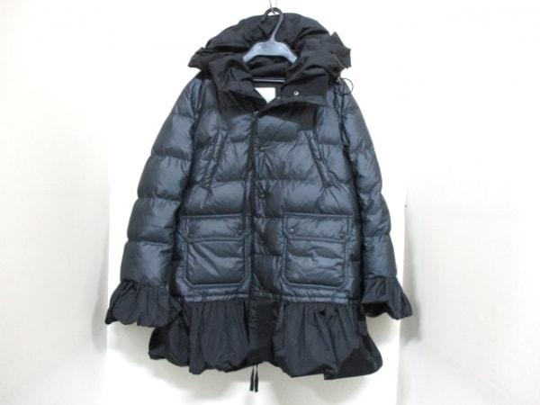 モンクレール ダウンジャケット 1 レディース SERI(セリ) 黒 0