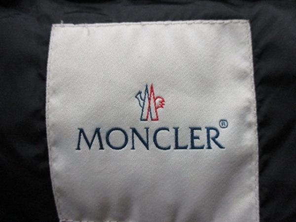 モンクレール ダウンジャケット 1 レディース SERI(セリ) 黒 3