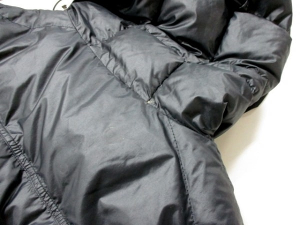 モンクレール ダウンジャケット 1 レディース SERI(セリ) 黒 6