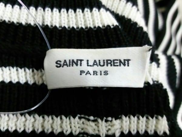 サンローランパリ 長袖セーター L レディース 新品同様 3