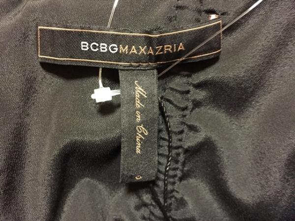 ビーシービージーマックスアズリア ドレス S レディース 美品 黒 3