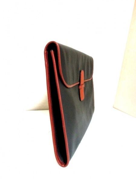 ボッテガヴェネタ セカンドバッグ 美品 - - 黒×ブラウン 2