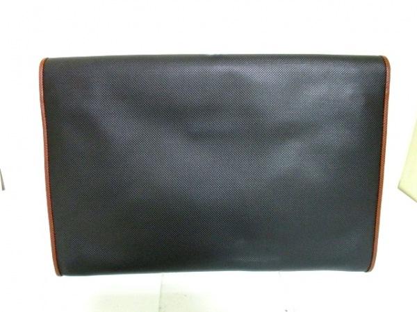 ボッテガヴェネタ セカンドバッグ 美品 - - 黒×ブラウン 3