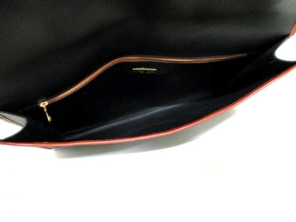 ボッテガヴェネタ セカンドバッグ 美品 - - 黒×ブラウン 5