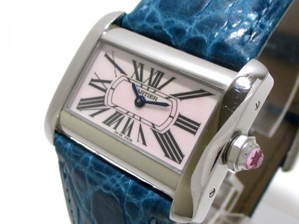 カルティエ 腕時計 タンクミニディヴァン W6301455 レディース 0