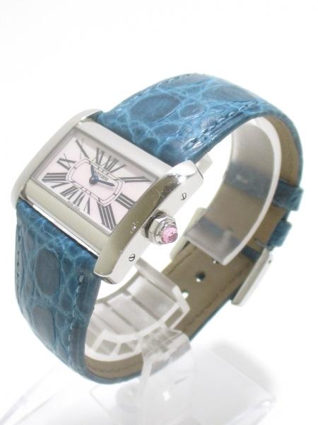 カルティエ 腕時計 タンクミニディヴァン W6301455 レディース 2