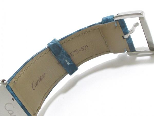 カルティエ 腕時計 タンクミニディヴァン W6301455 レディース 7