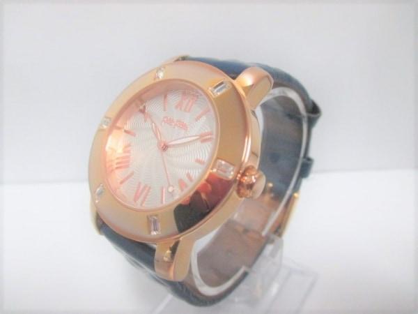 フォリフォリ 腕時計 美品 WF1B005SP レディース 白 2