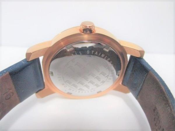 フォリフォリ 腕時計 美品 WF1B005SP レディース 白 3