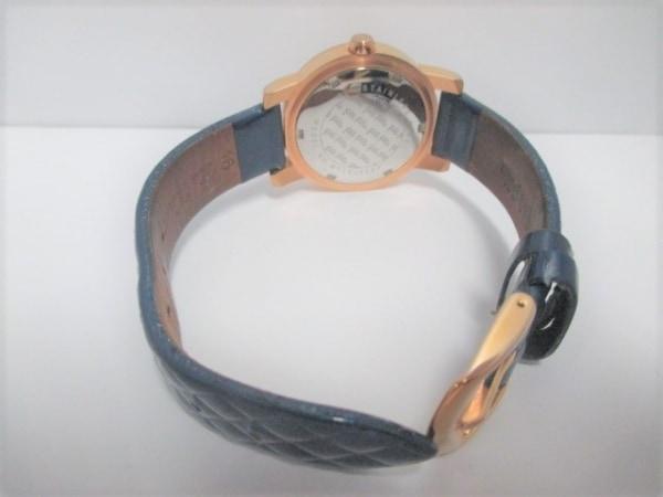 フォリフォリ 腕時計 美品 WF1B005SP レディース 白 5