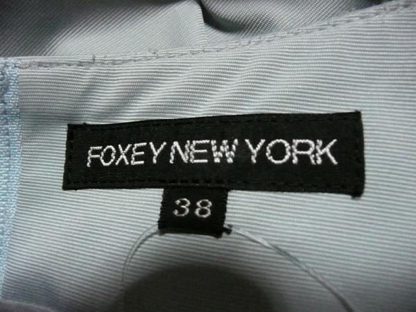 フォクシーニューヨーク バルーンスカート 38 レディース 3