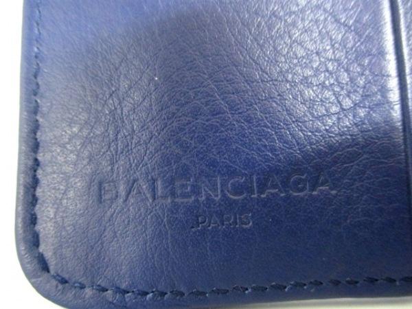バレンシアガ 2つ折り財布 美品 ペーパービルフォールド 371662 5