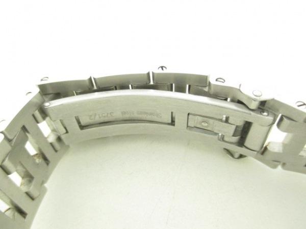 HERMES(エルメス) 腕時計 クリッパー CL6.720 メンズ アイボリー 4