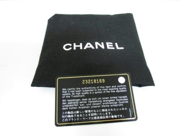 シャネル クラッチバッグ 美品 マトラッセ A98558 シルバー金具 8