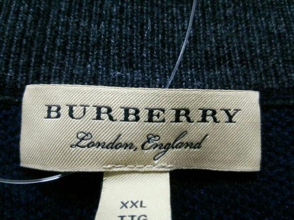 バーバリー 長袖セーター XXL メンズ 新品同様 4016658 Burberry 4