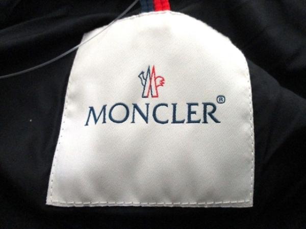 モンクレール ダウンジャケット 4 レディース 美品 黒 MONCLER 3