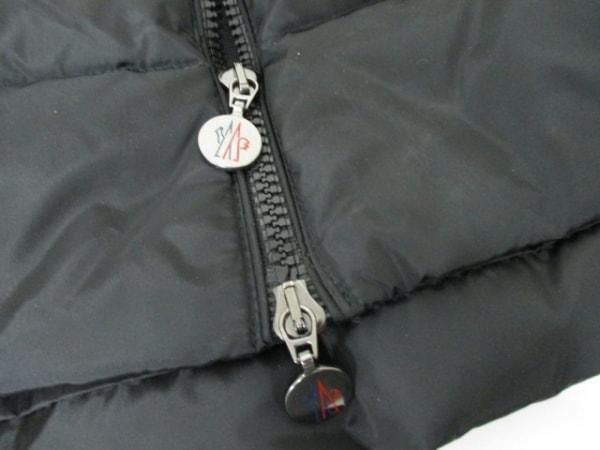 モンクレール ダウンジャケット 4 レディース 美品 黒 MONCLER 6