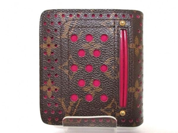 ルイヴィトン 2つ折り財布 モノグラムペルフォ M95188 2