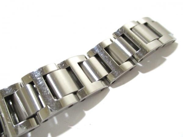 カルティエ 腕時計 バロンブルーSM W69010Z4 レディース SS 7