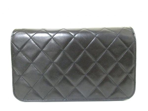 シャネル ショルダーバッグ 美品 ミニマトラッセ A03571 黒 3