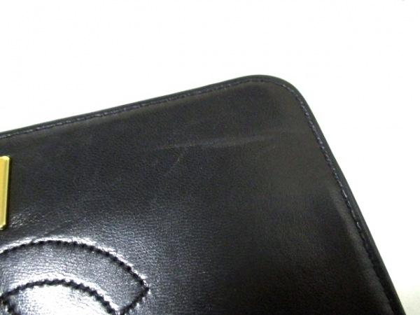 シャネル ショルダーバッグ 美品 ミニマトラッセ A03571 黒 7