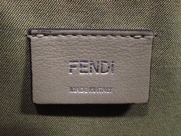 フェンディ ハンドバッグ 美品 バイザウェイ 8BL125 レザー 6