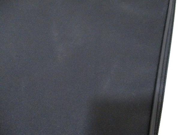 アニエスベー トランクケース 黒 ナイロン agnes b 8