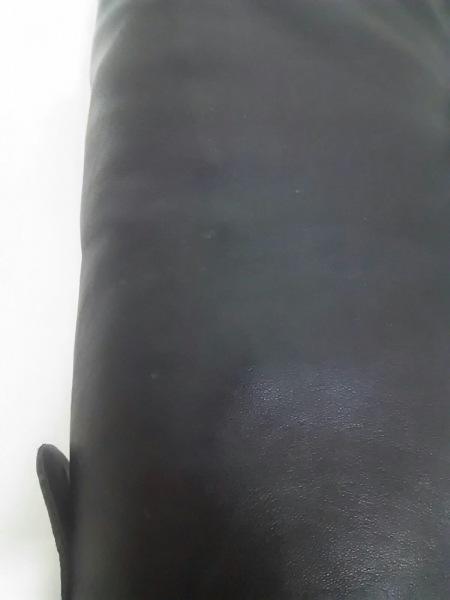 シャネル ロングブーツ レディース 美品 マトラッセ G25312 黒 9