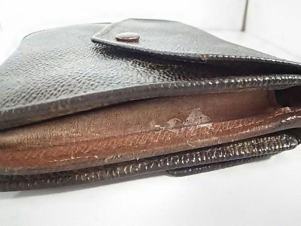 ルイヴィトン Wホック財布 モノグラム ポルトモネビエ 190 7