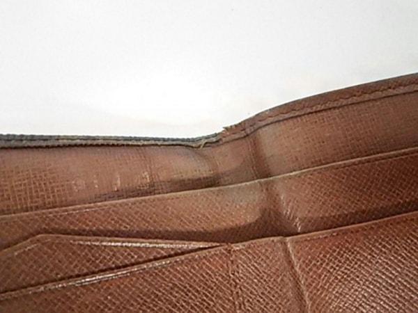 ルイヴィトン Wホック財布 モノグラム ポルトモネビエ 190 8