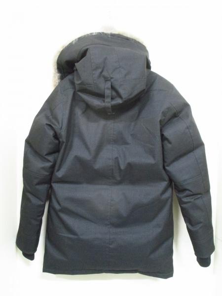 カナダグース ダウンジャケット XS メンズ 美品 クレストン 黒 2