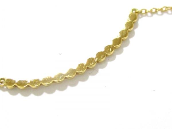 アーカー ネックレス 美品 ビリーブユー K18YG×ダイヤモンド 6