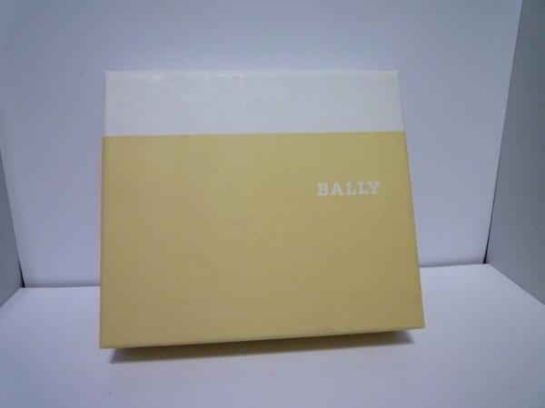 バリー 名刺入れ 黒 レザー BALLY 8
