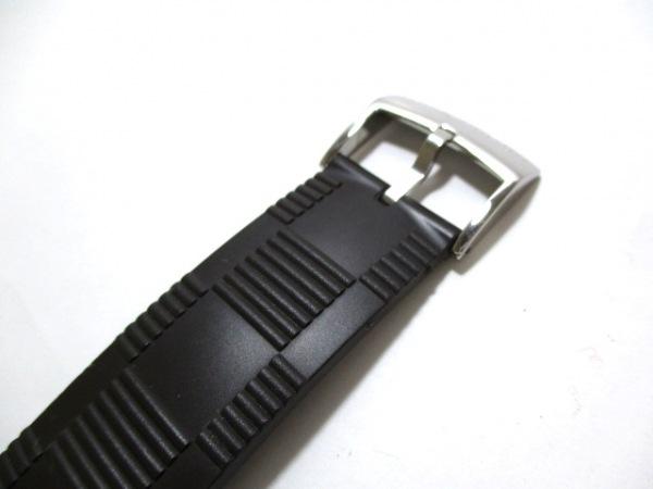 ヴィトン 腕時計 タンブール ダイビング Q1031 メンズ 黒 5