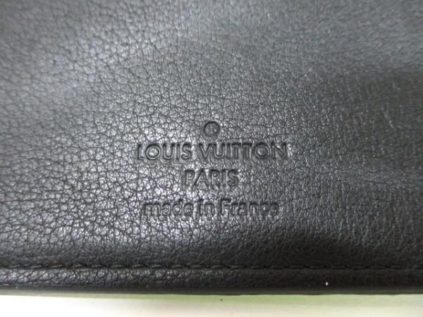 ルイヴィトン 札入れ キュイールトリヨン 美品 M58189 黒 5