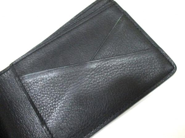ルイヴィトン 札入れ キュイールトリヨン 美品 M58189 黒 8