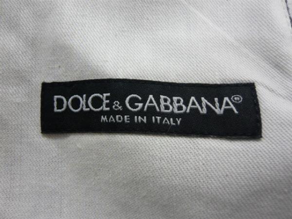 ドルチェアンドガッバーナ ベスト 44 メンズ DOLCE&GABBANA 3