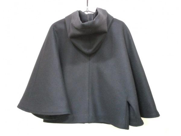 サンローランパリ コート F38 レディース 美品 黒 2