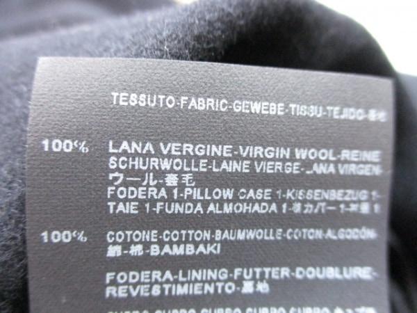 サンローランパリ コート F38 レディース 美品 黒 4