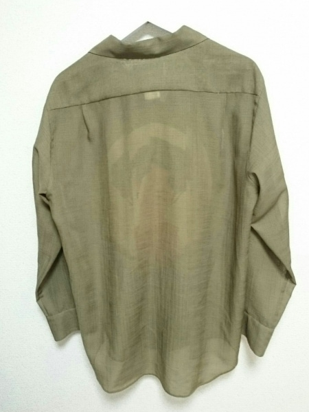 ヨウジヤマモト 長袖シャツ サイズ3【L】 メンズ 美品 2