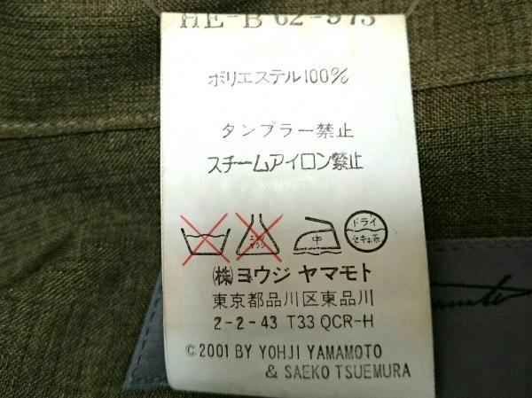 ヨウジヤマモト 長袖シャツ サイズ3【L】 メンズ 美品 4