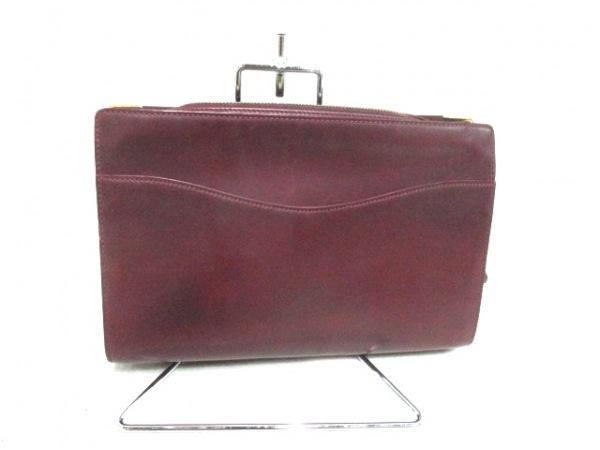 Cartier(カルティエ) セカンドバッグ マストライン ボルドー レザー 3
