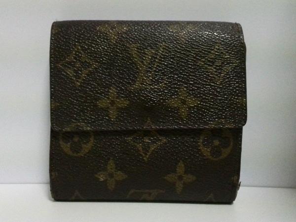 ルイヴィトン Wホック財布 モノグラム M61652 LOUIS VUITTON 2