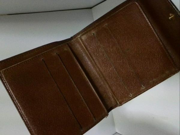 ルイヴィトン Wホック財布 モノグラム M61652 LOUIS VUITTON 3