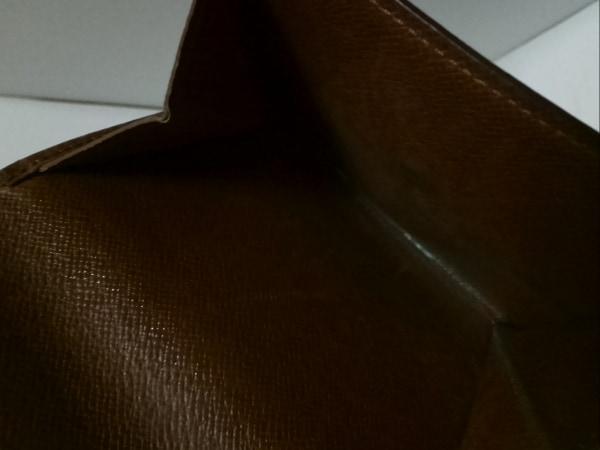 ルイヴィトン Wホック財布 モノグラム M61652 LOUIS VUITTON 4