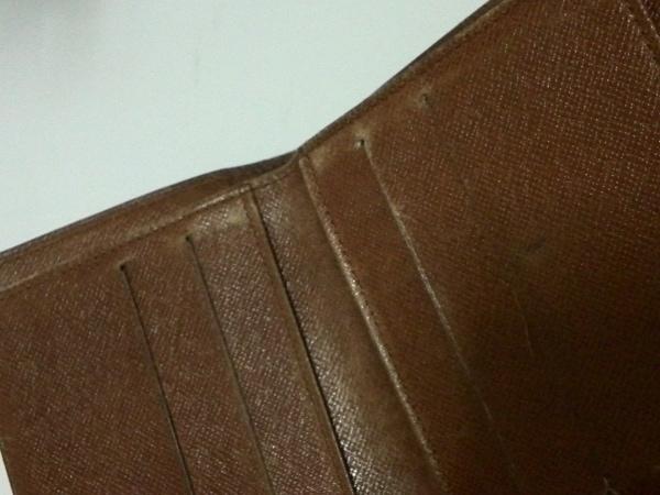 ルイヴィトン Wホック財布 モノグラム M61652 LOUIS VUITTON 6